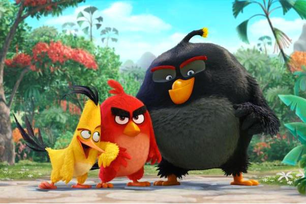 《愤怒的小鸟》心理学解析:别去控制你的愤怒