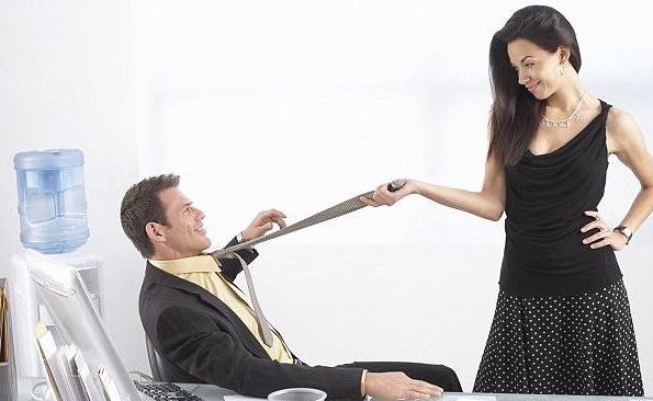誘惑的辦公室婚外情,悄悄的來,又該何去何從?