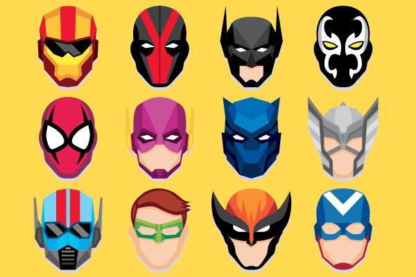 测你是哪位超级英雄