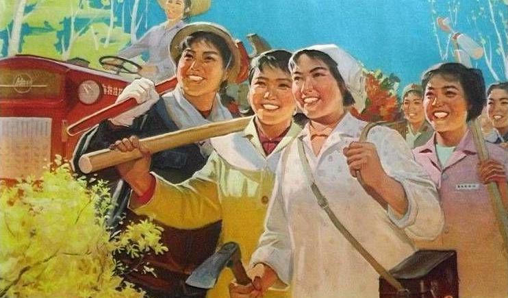 三座大山——中国传统观念中的女性认同-心理学文章-壹心理